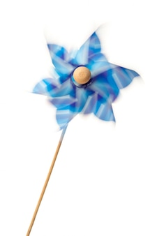 Pinwheel in motion