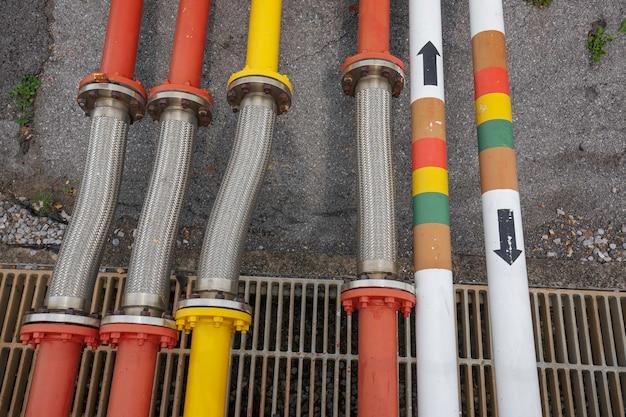 탱크 오일 압력 안전 밸브 선택의 파이프 라인 오일 및 가스 밸브