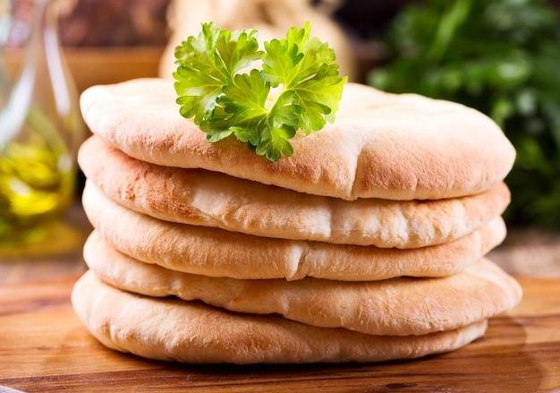 木の板にピタパン