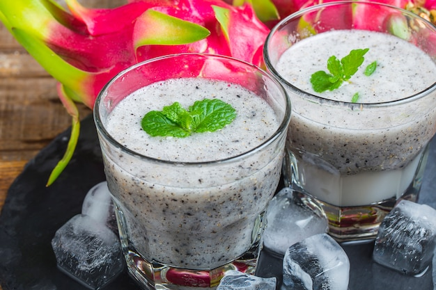 Pitaya juice