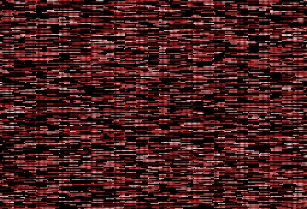 Pixelated pattern abstract glitch grunge texture background for textile print