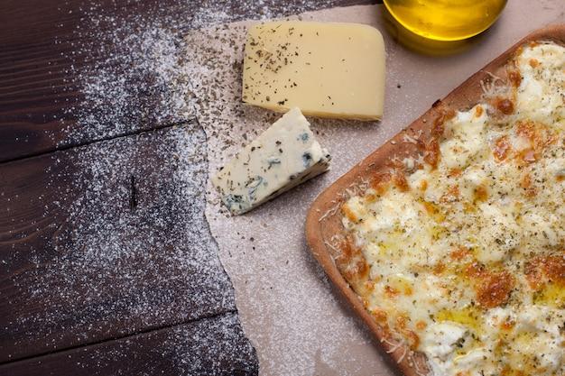 피자 포 치즈.