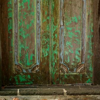 Placencia, decorative gate