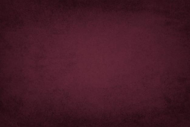無地の滑らかな栗色の紙の背景