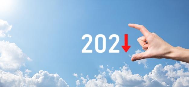 Планирование отрицательного роста бизнеса в концепции 2021 года