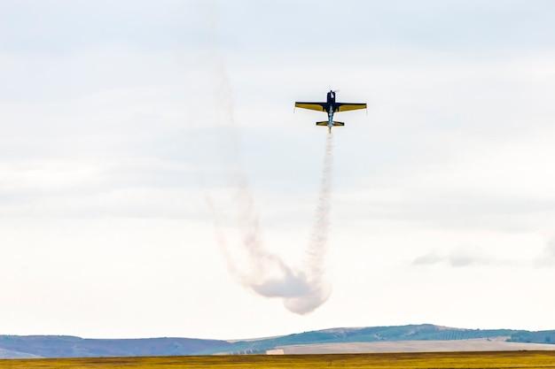 飛行機アクロバティックショー