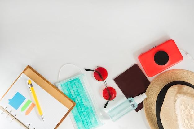Планирование отпуска во время covid с объектами, связанными с отпуском