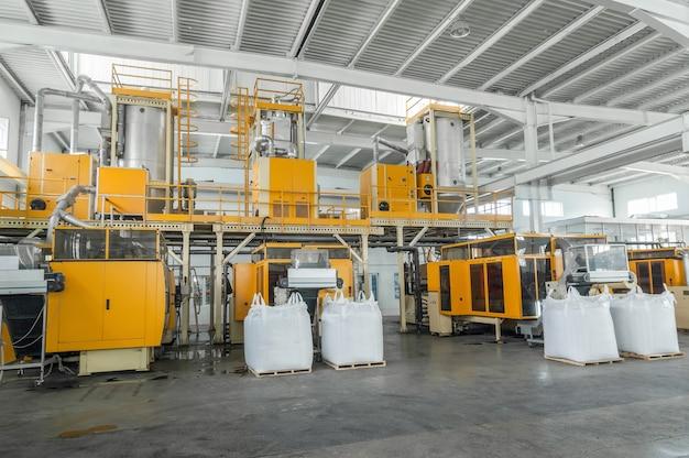Завод по производству пластиковых деталей. завод по производству деталей из полипропилена