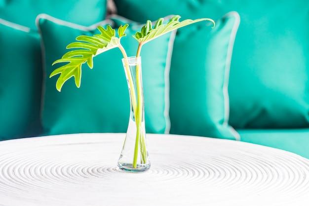 Plant in vase