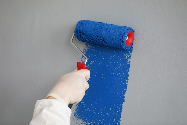 Plastic equipment with cloth