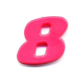 플라스틱 자기 번호 8