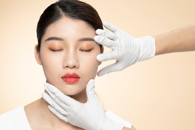 Plastic surgery for young women