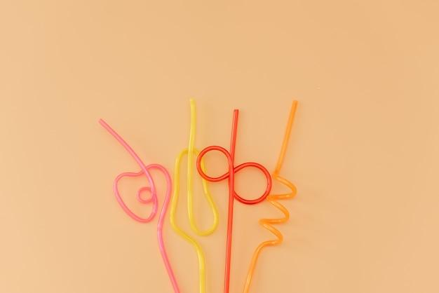 Plastic tubules