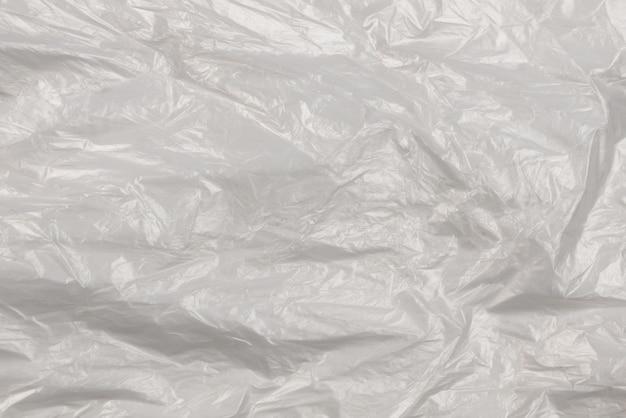 プラスチックの白い背景