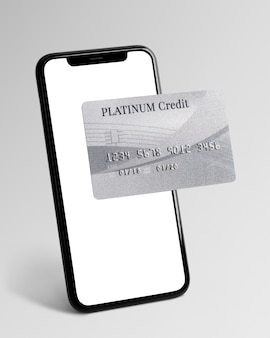 Platinum credit card mobile banking
