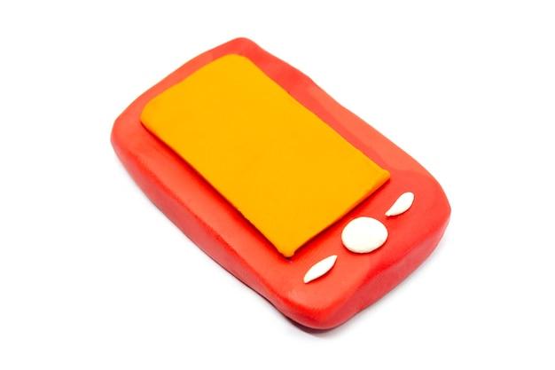 Play dough smartphone