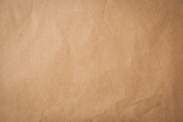 Pldクラフト茶色の紙の背景テクスチャ