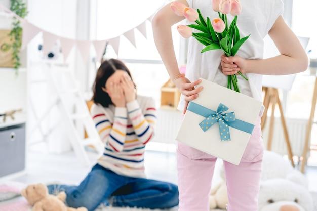 Приятный сюрприз ко дню матери
