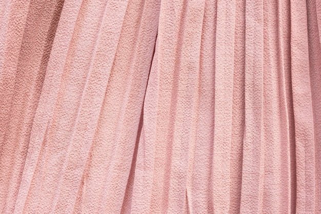 Плиссированная юбка ткань текстуры фона