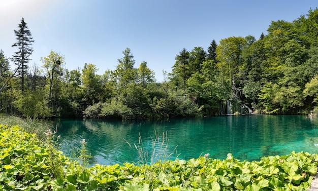 Парк плитвицкие озера в хорватии