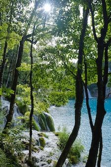 Plitvice natural park, croatia