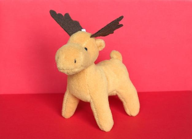 봉제 사슴 장난감