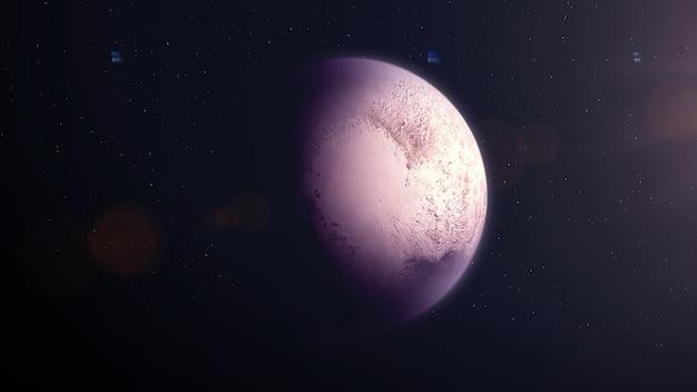 명왕성 그림