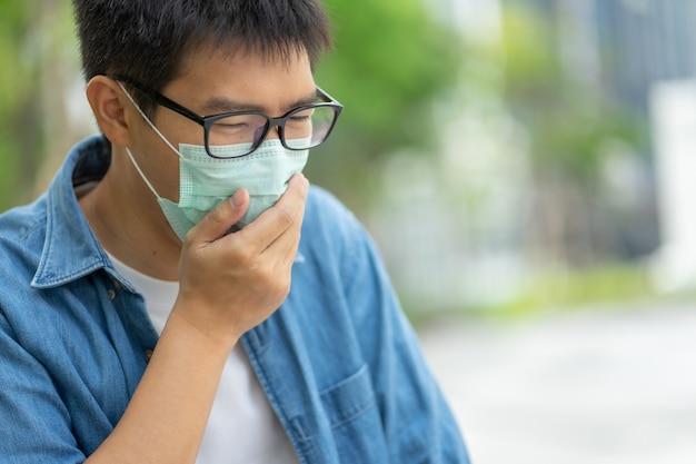 Мужская маска для лица защищает фильтр от загрязнения воздуха (pm2.5)