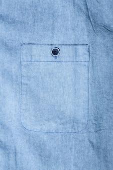 Pocket of a shirt
