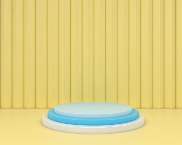 Podium rendering
