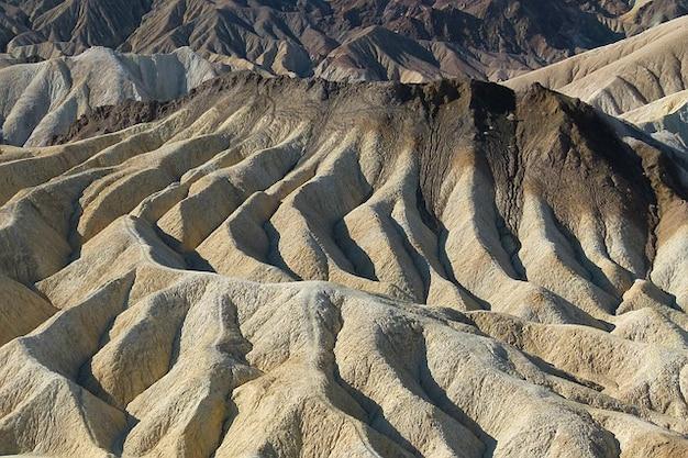 Point death valley california zabriskie usa