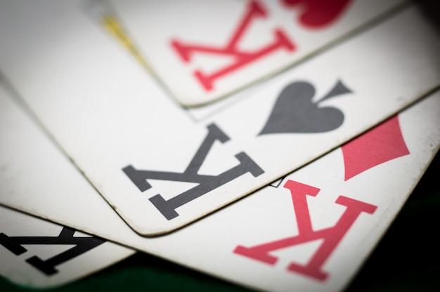 Poker of kings