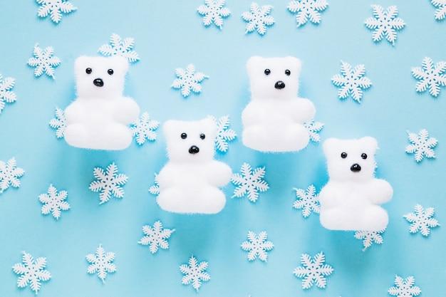 Показатели полярного медведя