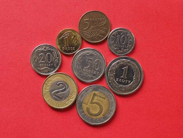 폴란드 즐로티 동전, 폴란드