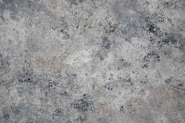Polished grey concrete floor texture background