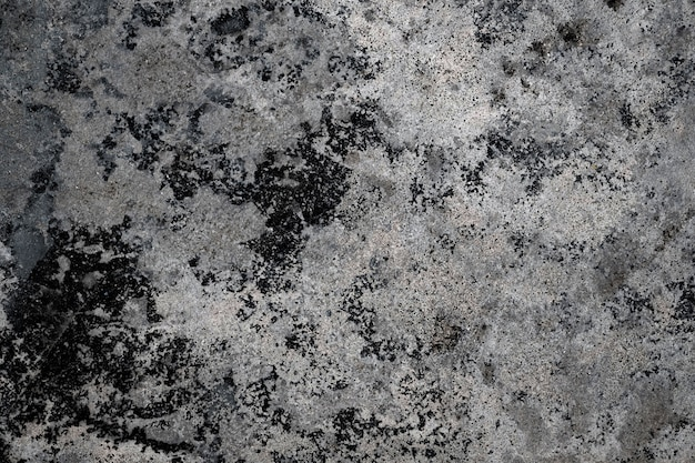 Polished grey concrete floor texture background
