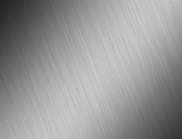 Polished metal texture, shiny steel background