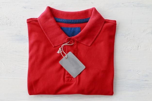 Polo shirt Premium Photo