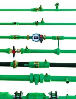 Полимерные трубы системы отопления
