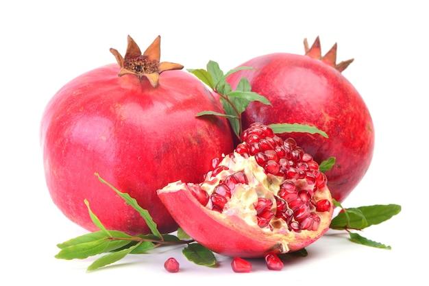 석류 열매