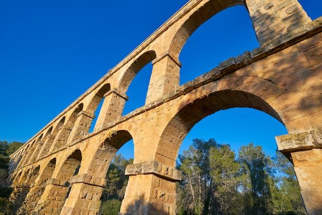 タラゴナの水道橋pont del diable