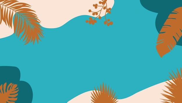 Бассейн. яркая весна, летняя иллюстрация, летние флюиды. современный красочный дизайн с copyspace, флаер. обои или фон для вашего устройства. летнее время, праздники, каникулы, концепция приветствия.