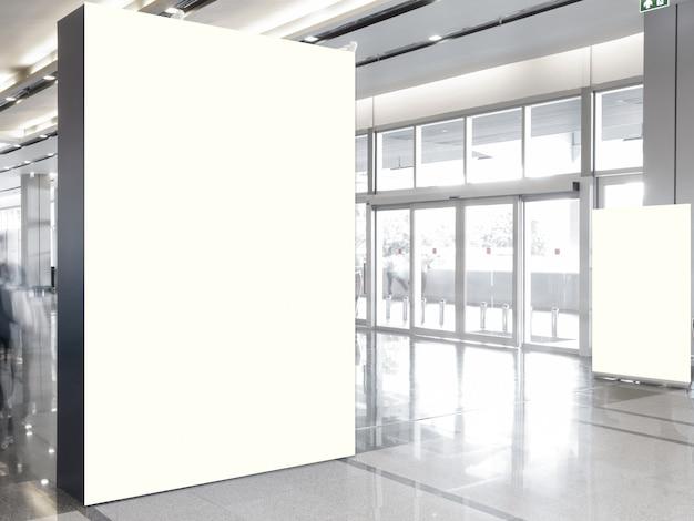 Ткань pop up основной блок рекламный баннер медиа-дисплей фон, пустой фон
