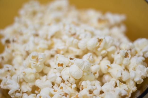 Popcorn close