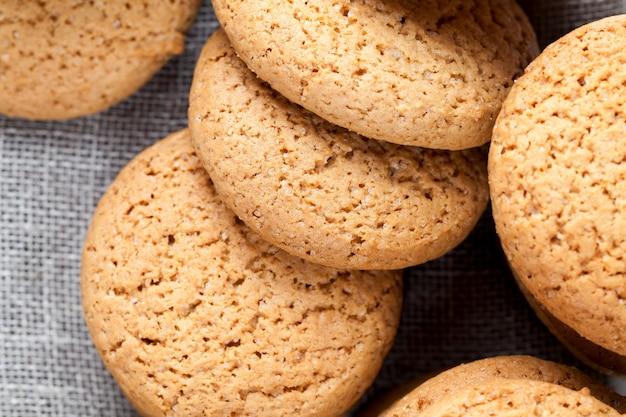 多孔質クッキー