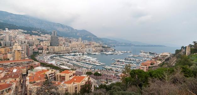 モナコのポートエルキュール、ラコンダミンヌ、モンテカルロ