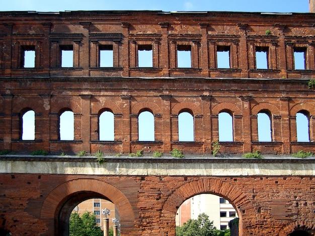 토리노의 포르타 팔라티나(팔라티노 문)