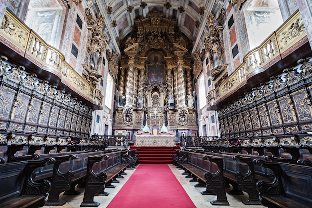 The porto cathedral