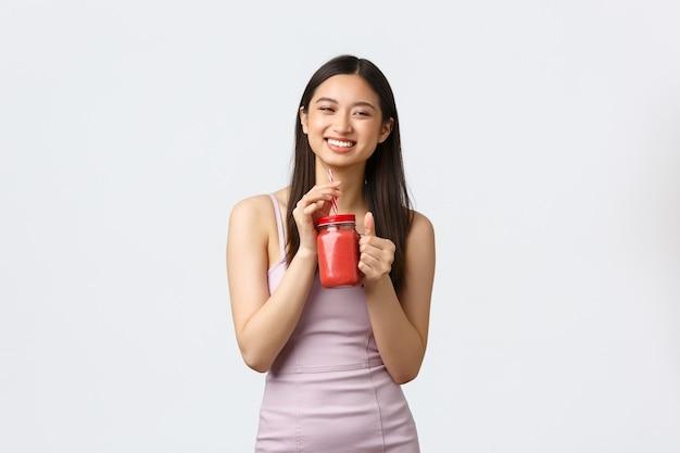 Ritratto espressivo giovane donna