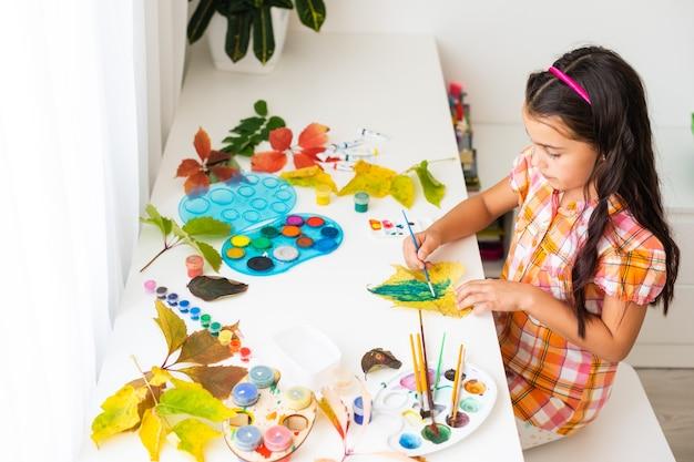 Портрет маленькая девочка живопись